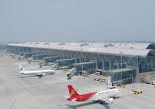新郑国际机场货运部消防给水管网
