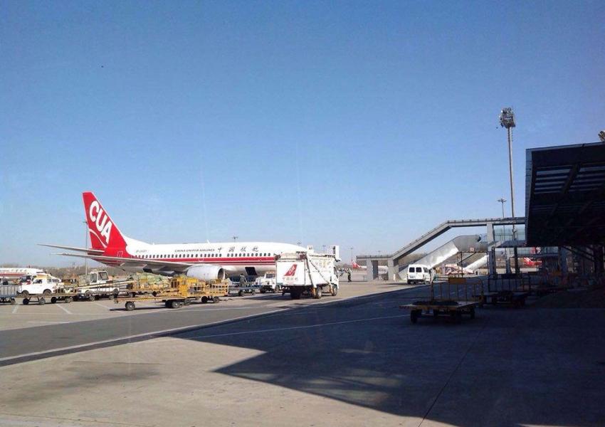 北京南苑机场通信团给水工程