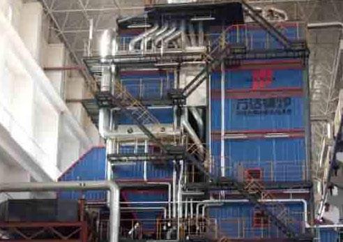北京平谷热力厂消防给水工程