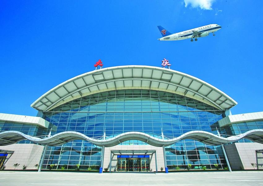 大庆机场整体给排水管线