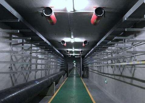 海口791工程管网