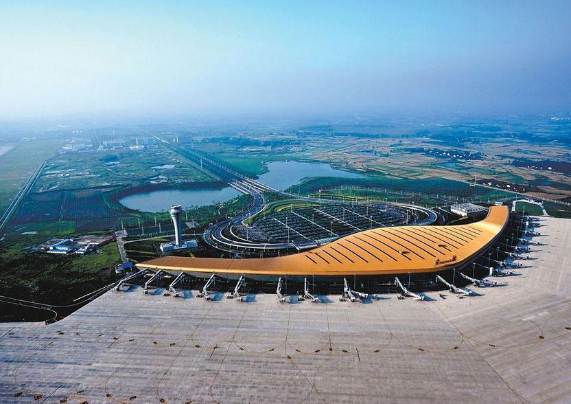 合肥新桥机场管网工程