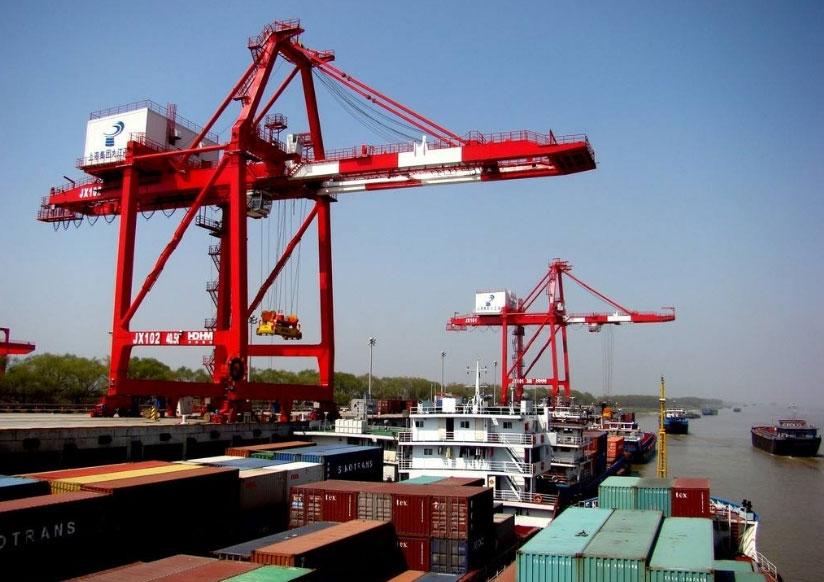 九江港码头消防管网