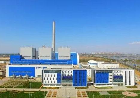 辽宁营口华能热电有限责任公司产区供水项目