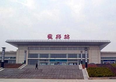 南昌铁路局霍邱站管网工程