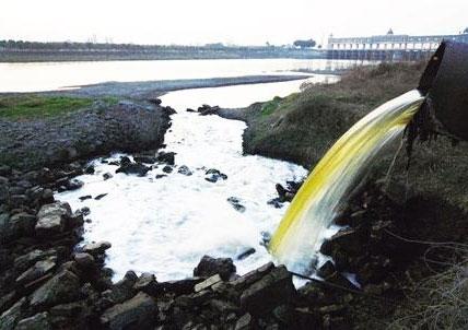 南川市垃圾处理厂排污管网