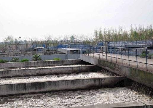 汝州污水处理厂工业给水、排水管网