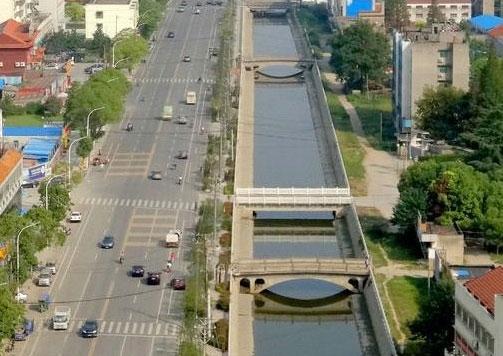 沙洋市荆河南路排水工程