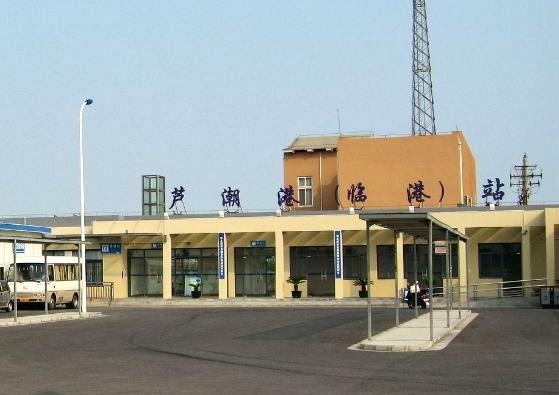 上海外高桥船厂芦潮港基地给水工程