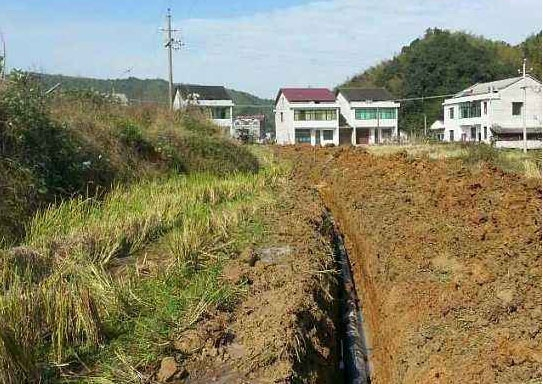 沈丘县农村饮水安全工程