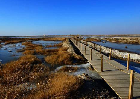 吐鲁番工企矿冶有限责任公司艾丁湖引水工程