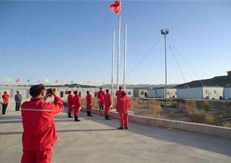 吐鲁番雪银金属矿业股份有限公司彩花沟矿山引水工程管网