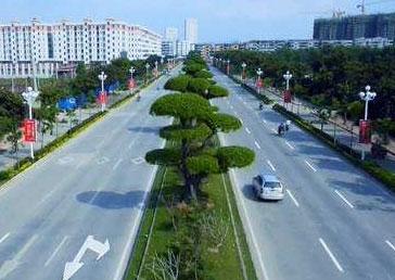 武汉江大路改扩建工程