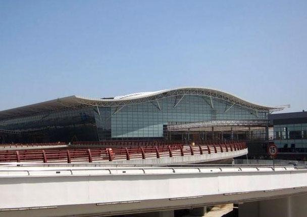 西安咸阳机场二期货运工程管网