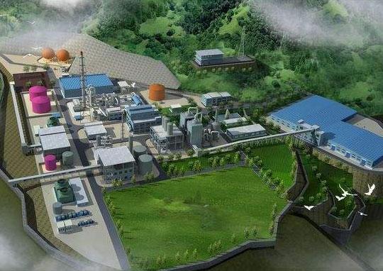 宜昌西部化工磷铵循环水管网工程
