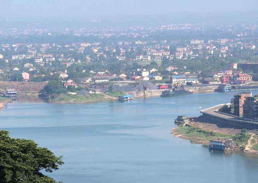益阳龙山港排水工程