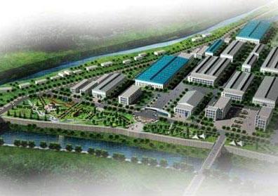 中联重科环保工业园