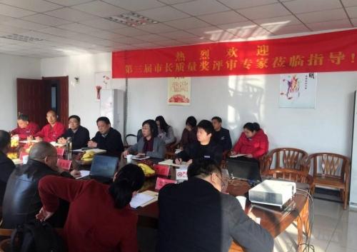 热烈庆祝湖北兴欣科技股份有限公司市长质量奖评选工作圆满结束