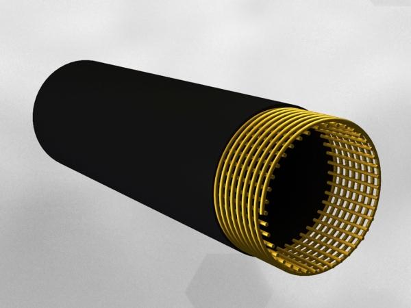 钢骨架塑料聚乙烯复合管--外径系列
