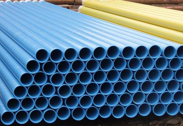 涂塑复合钢管优点有什么?