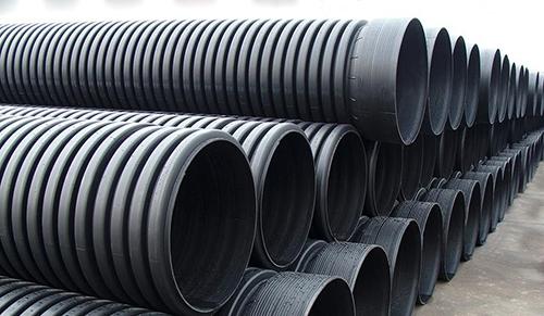 HDPE双壁波纹管与HDPE中空壁缠绕管有什么区别?