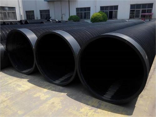 多重增强钢塑复合压力管堆放要求