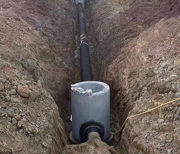 如何探测埋地塑料管道