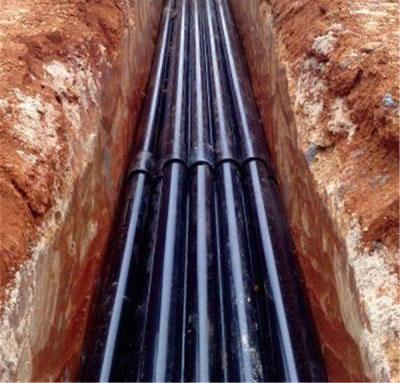 管线埋设深度要求标准