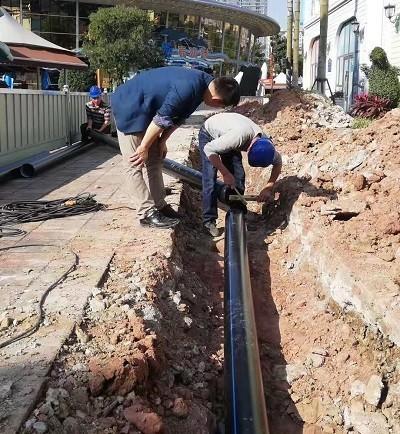 我国城市供水管网漏损率达15%以上