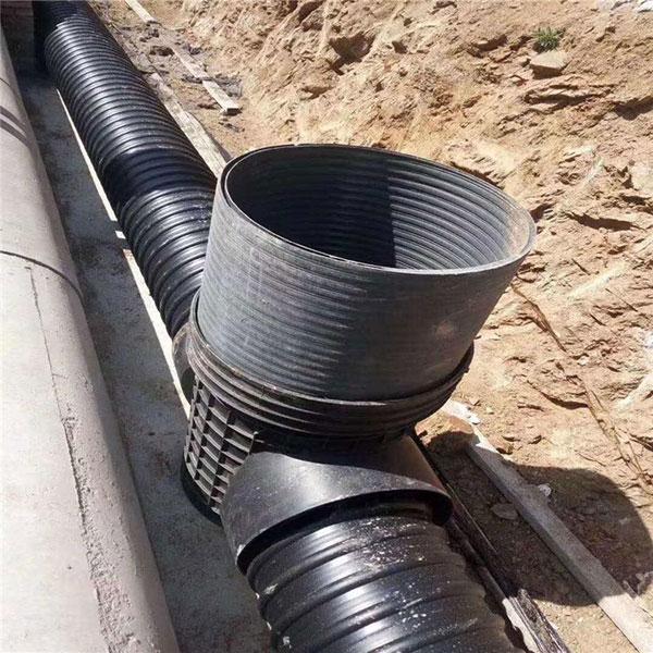 埋地塑料排水管不应采用刚性基础