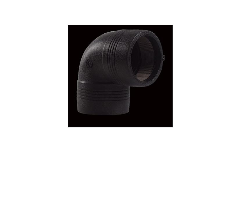 电热熔管件(90度弯头)